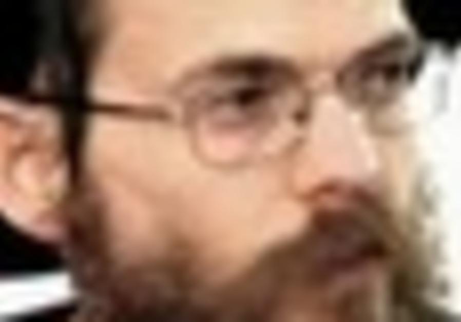 Rabbi Yitzak Shapira
