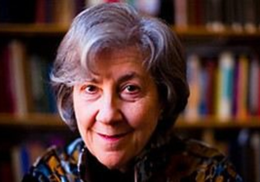Harvard Professor Ruth Wisse.