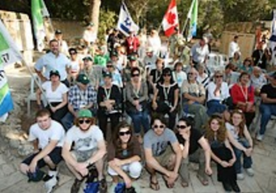 KKL-JNF Canada mission: Making a difference in Israel's day-to-day reality