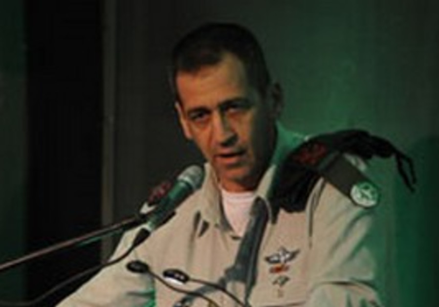 Head of IDF Intelligence Maj.-Gen. Aviv Kochavi