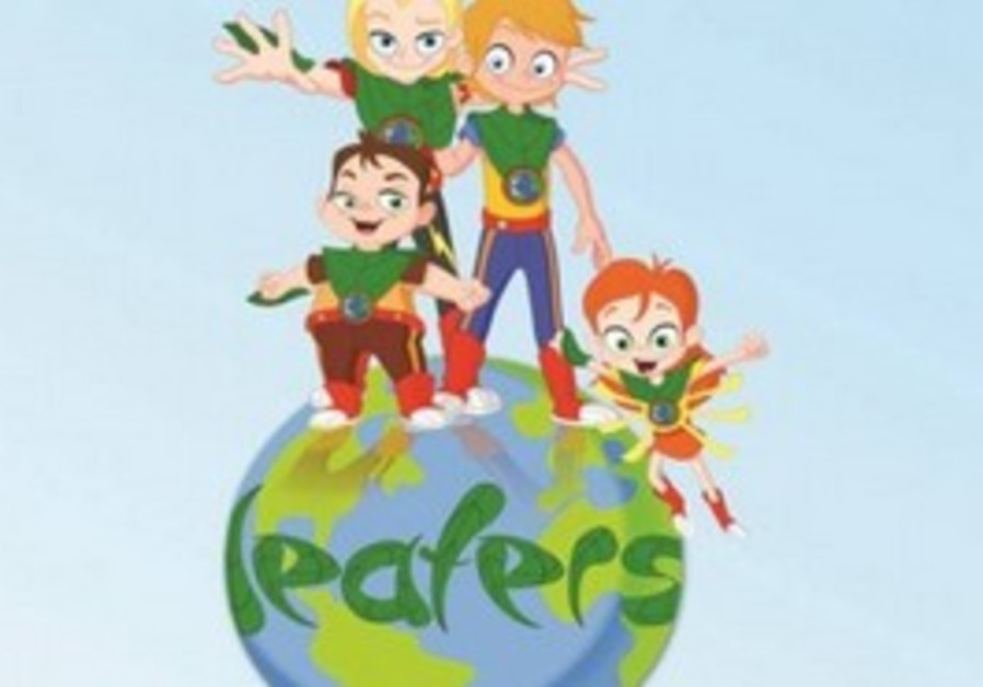 Leafers childrens TV