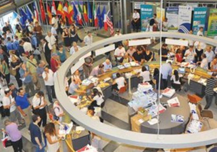 Tthe 15th Cleantech Exhibition, Tel Aviv