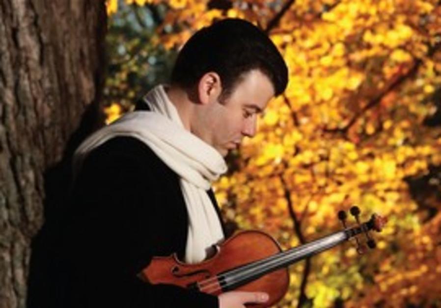 Classical Review: Conductor-Violinist Nikolaj Znajder - Arts