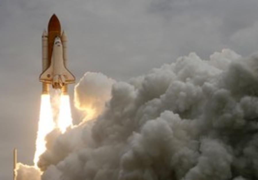 space shuttle Atlantis NASA