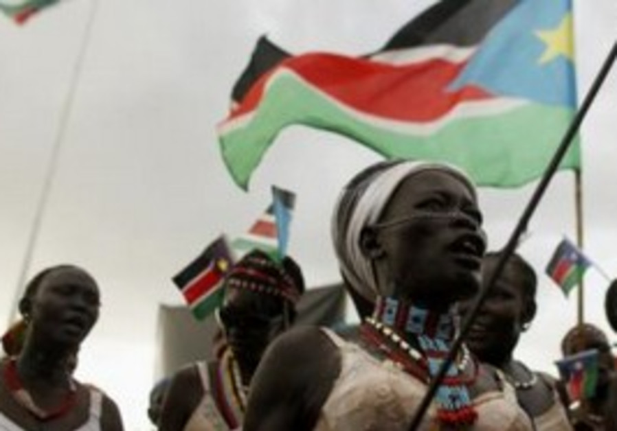 South Sudanese celebrate independence