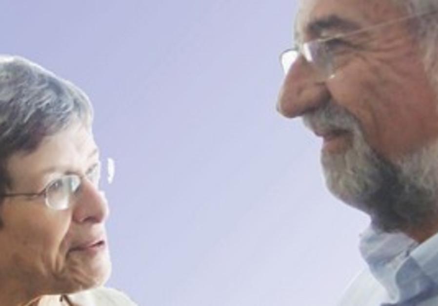 DR. MILKA DONCHIN and Amram Mitzna