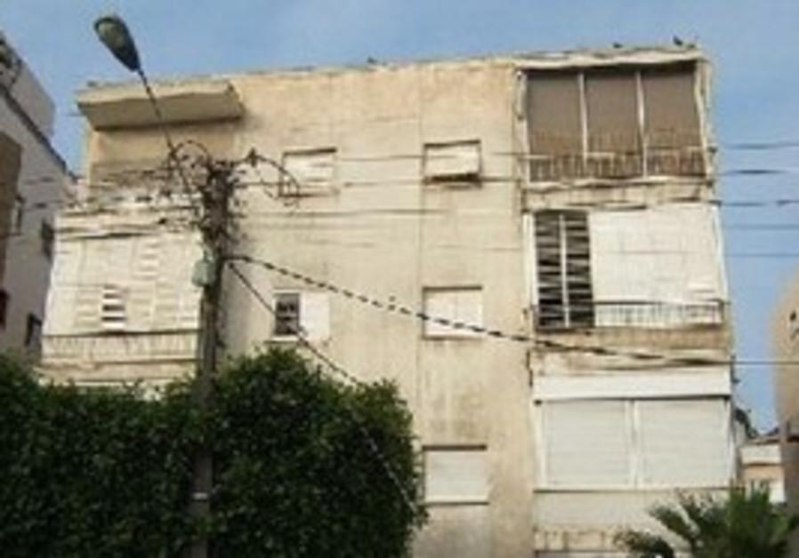 Tel Aviv apartment
