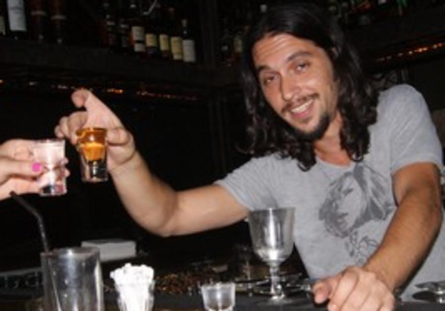 Roi Badash at Jaffa Bar