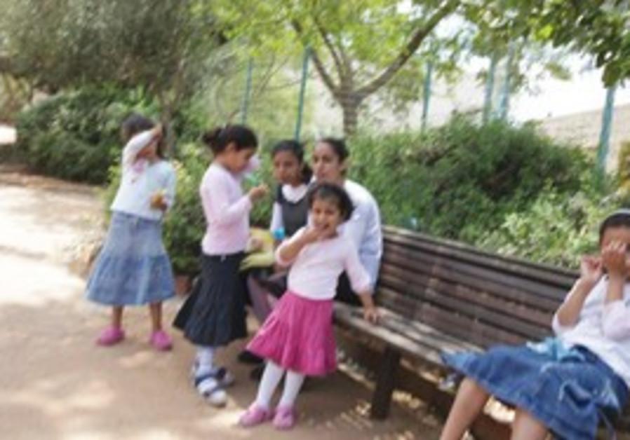 Religious school girls