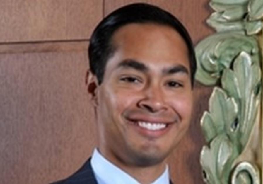 San Antonio Mayor Julian Castro