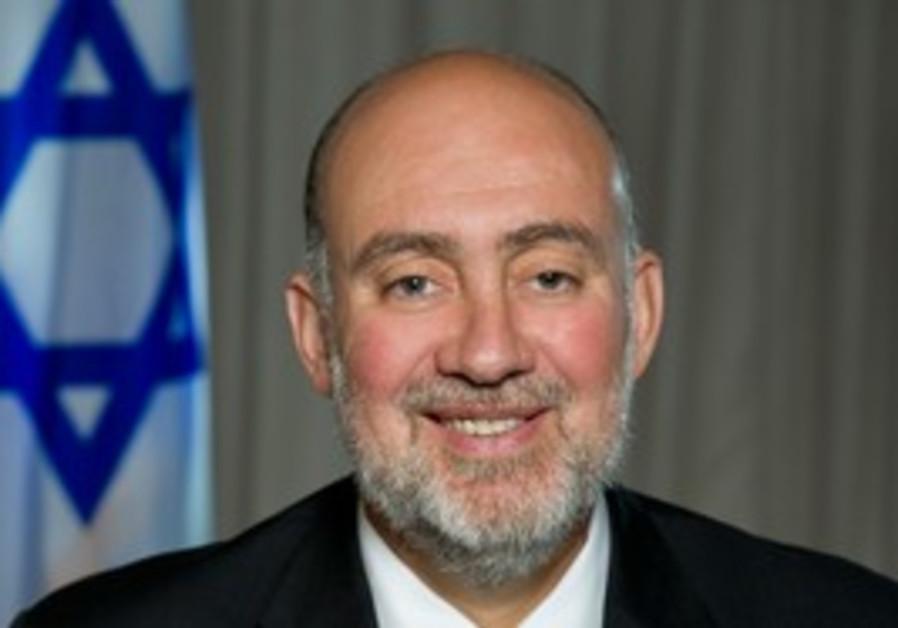 UN Ambassador Ron Prosor