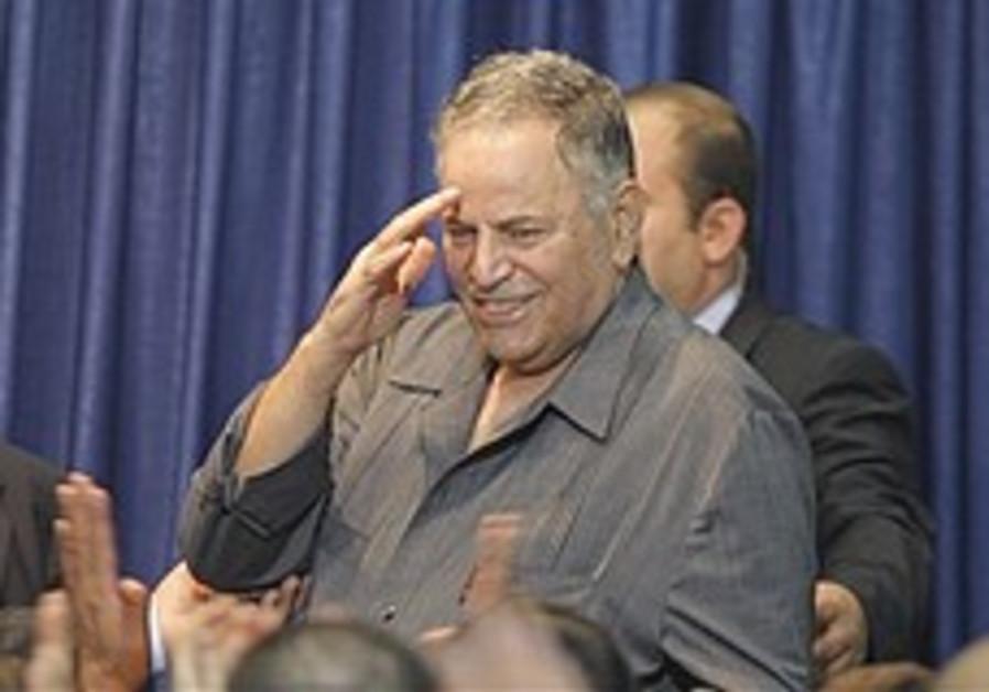 Fatah leader Mohammed Ghneim, also known as Abu Ma