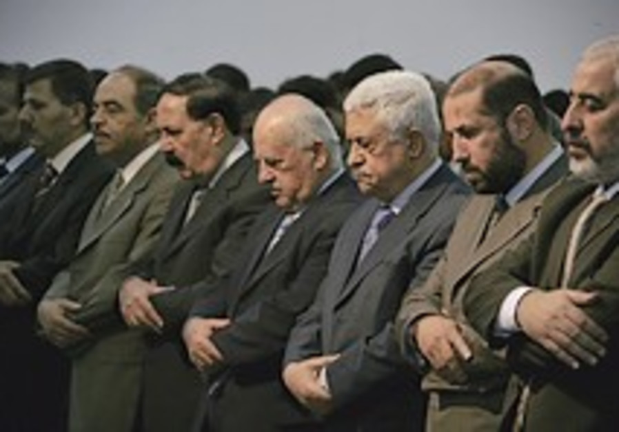 Hamas split over Abbas meeting