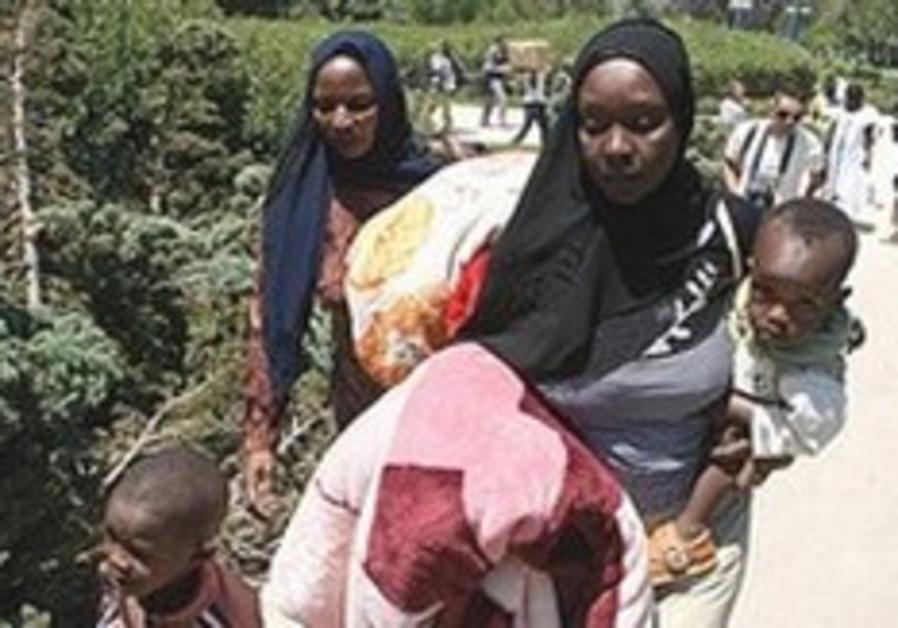 'IDF staged Africa refugee infiltration'