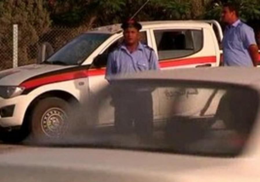 Misrata Volunteer Policemen
