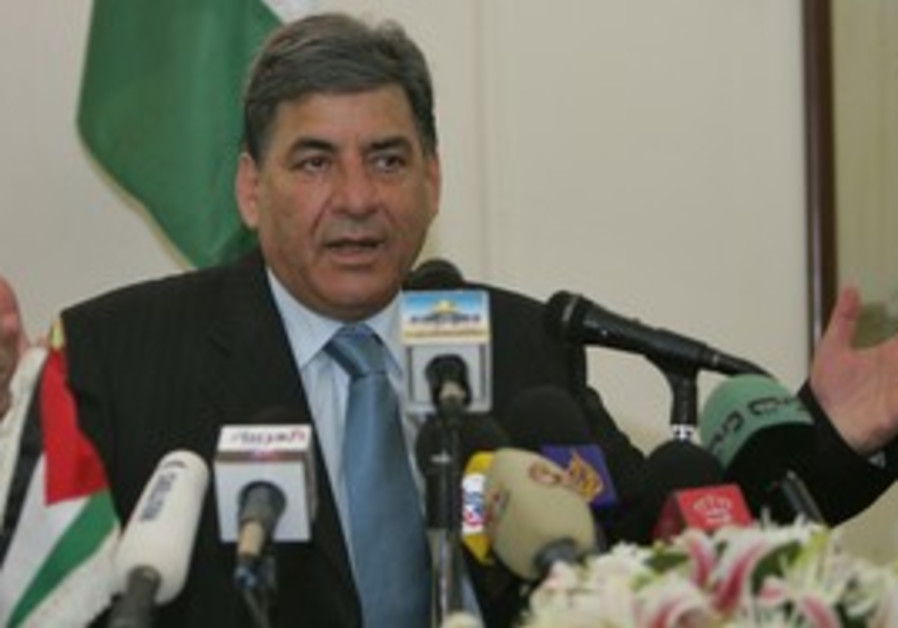PLO official and former PA minister Nabil Amr