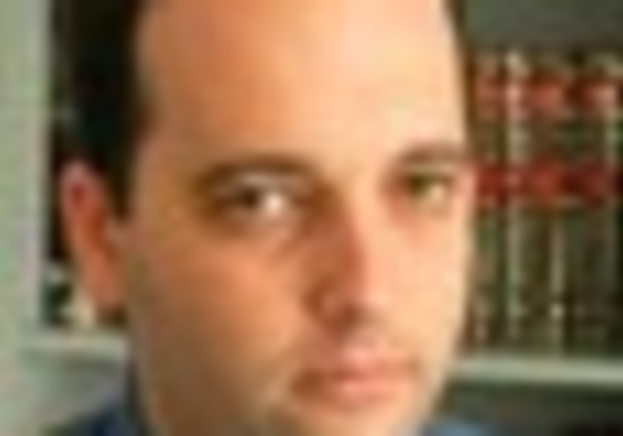 Rabbi Gilad Kariv