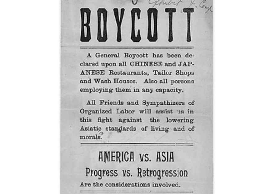 boycott bill