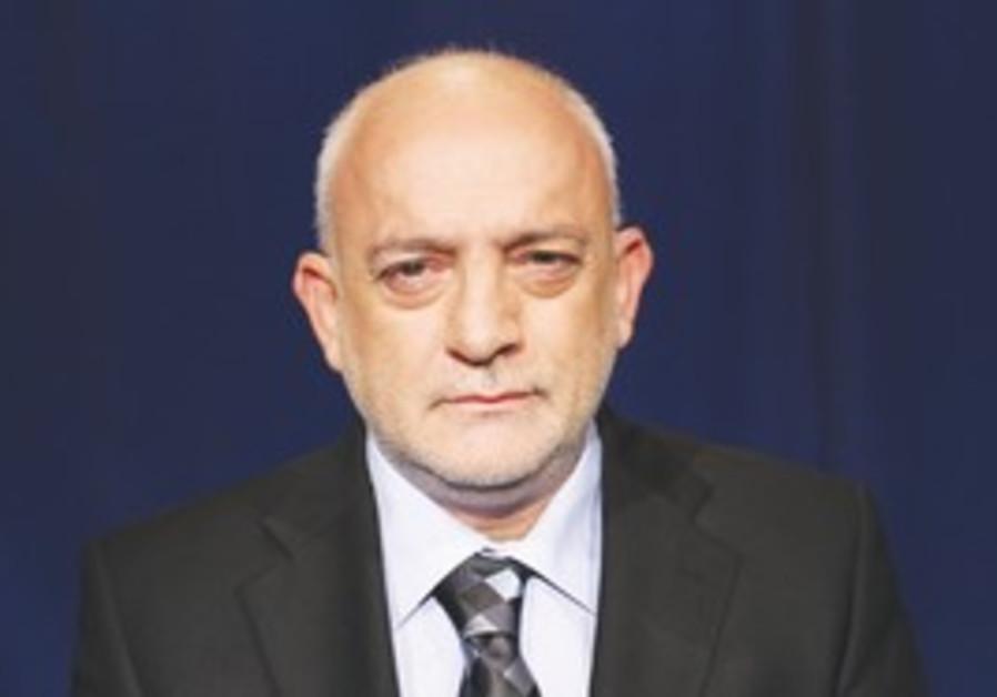 New IBA director-general Yoni Ben-Menachem.