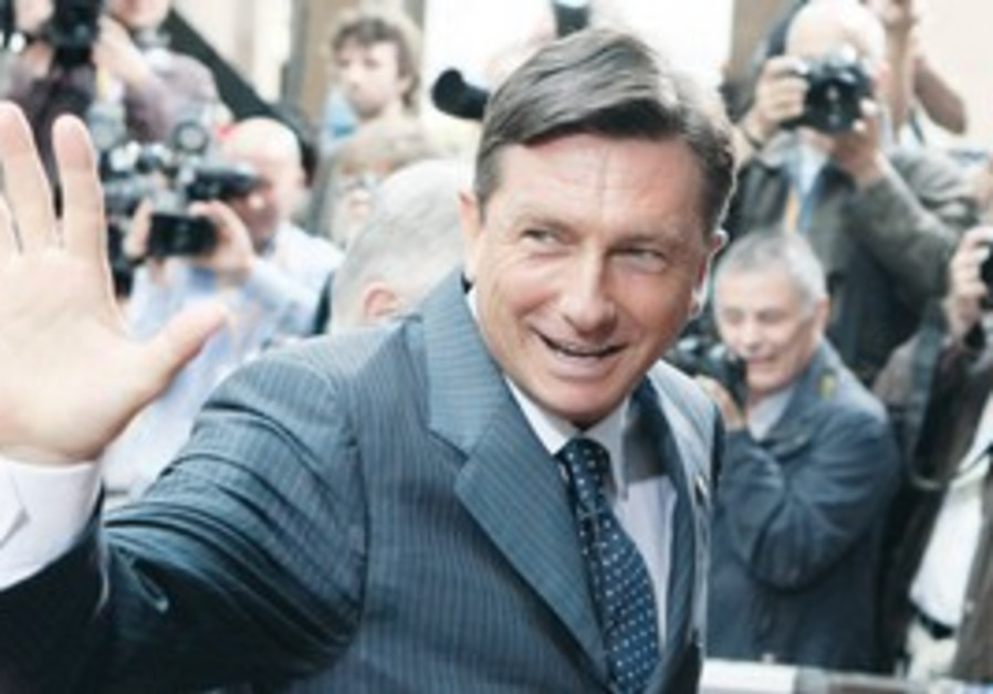 Borut Pahor, Slovenia PM
