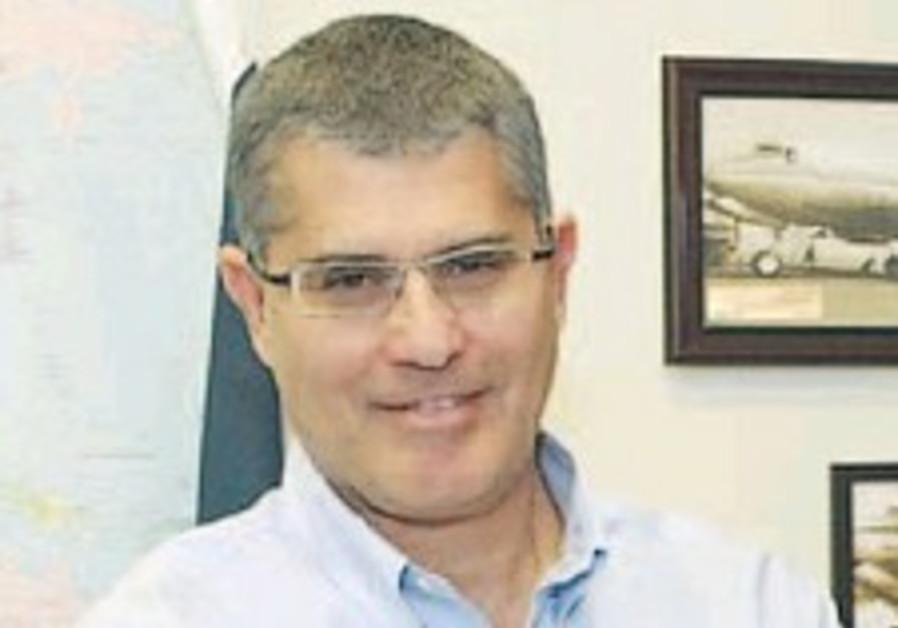 El Al CEO Haim Romano