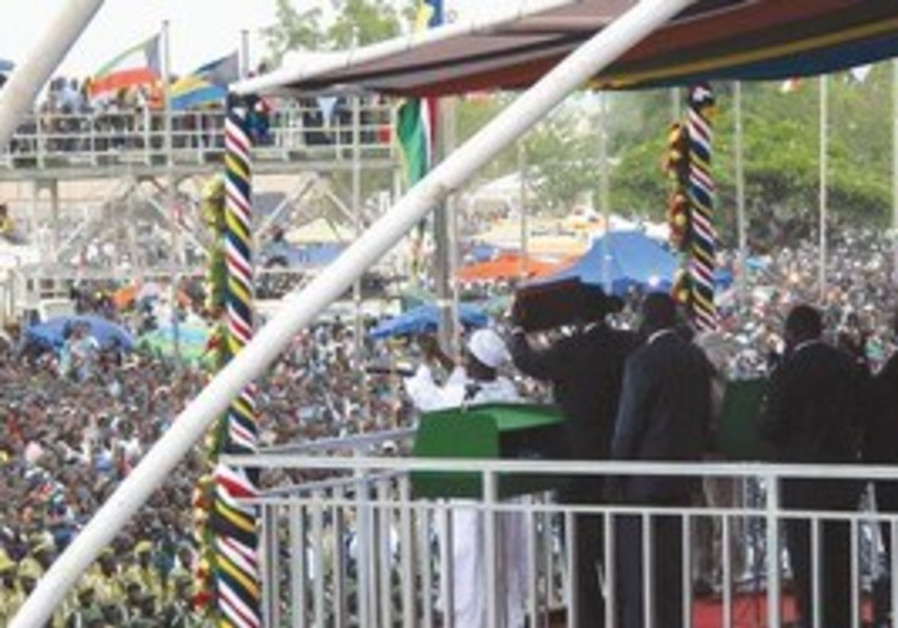 MASS CELEBRATIONS in Juba