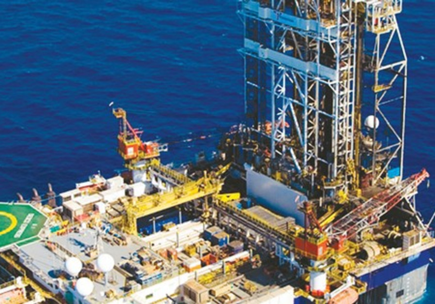 Leviathan holds 453 billion cu.m. of gas.