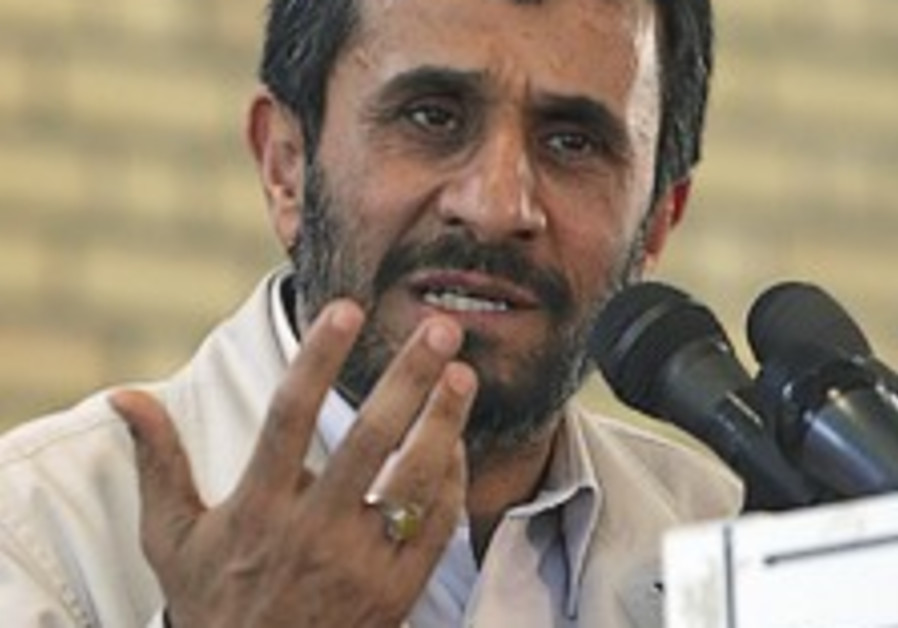 Ahmadinejad vows no concessions over nuke program