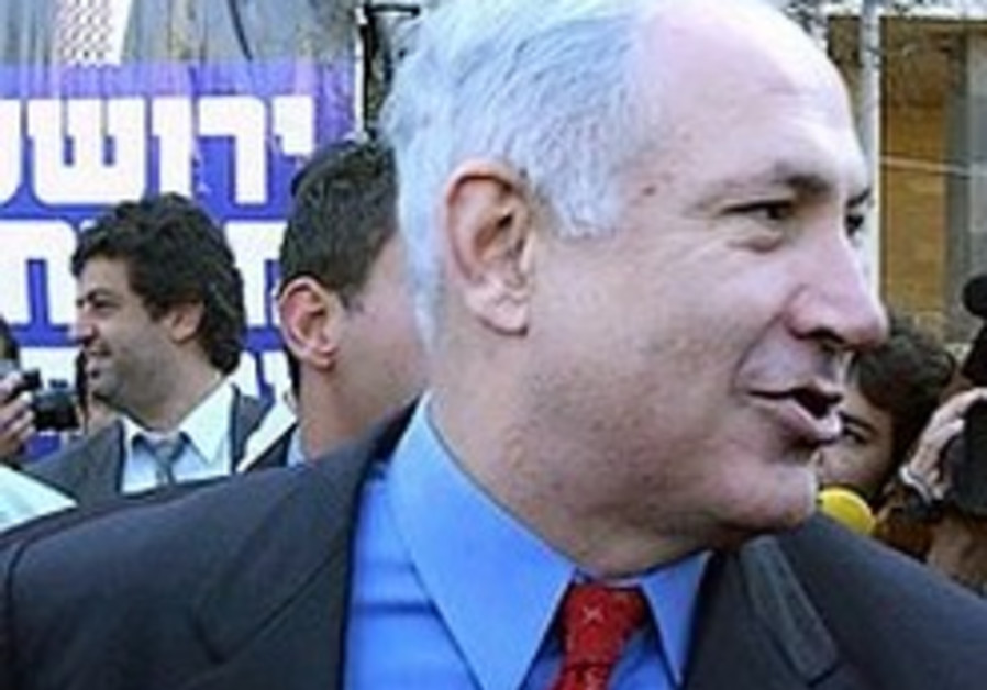 Netanyahu thrilled about visit to Palestine Exploration Fund