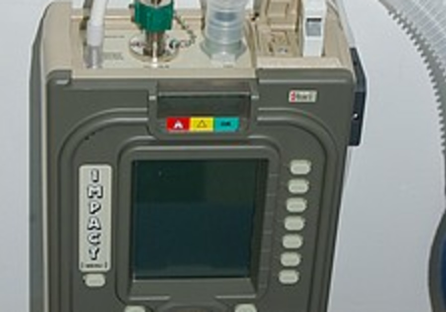 IDF to equip combat medics with micro-respirators
