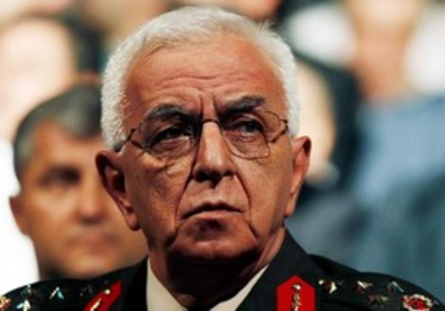 Turkey's Ground Forces Chief General Isik Kosaner