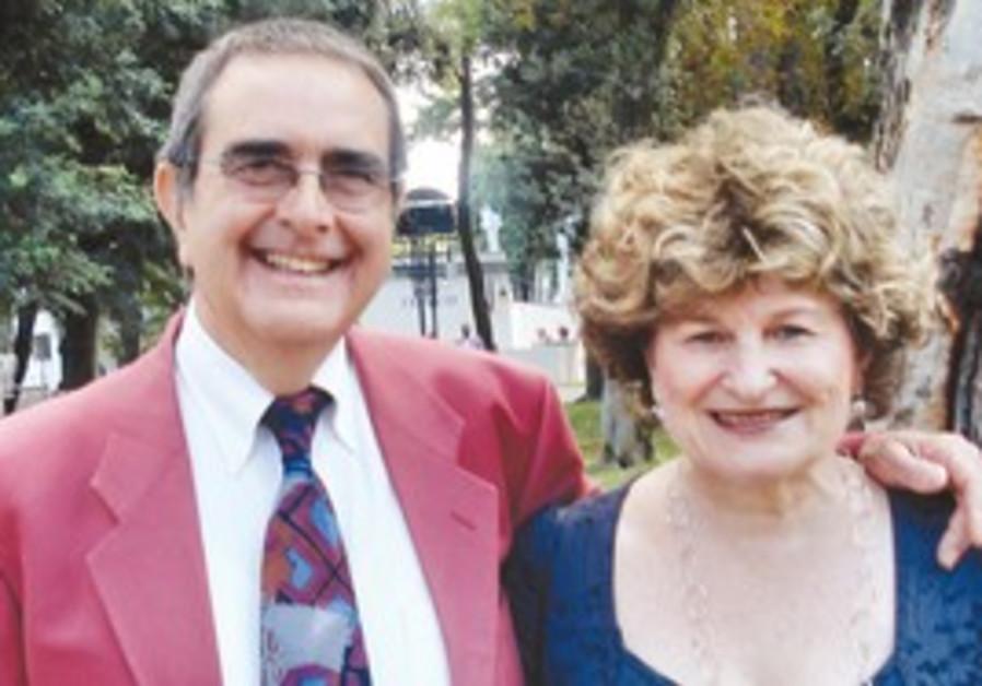 Helen and Roby Osimo