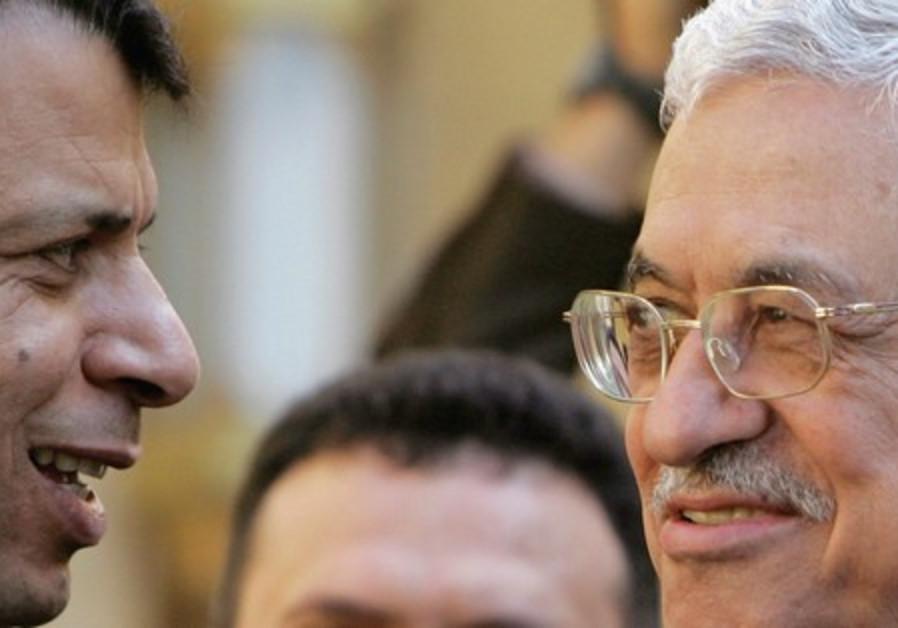 Dahlan & Mahmoud Abbas