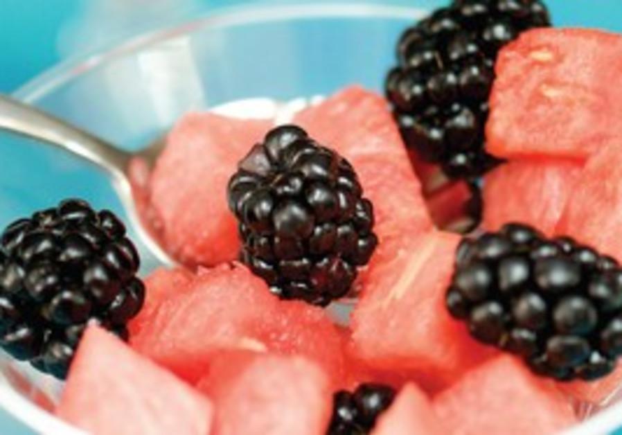 summer fruit recipe