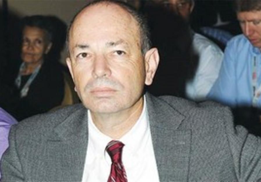 Finance Ministry Director-General Haim Shani