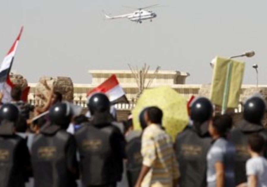 Mubarak heading to trial