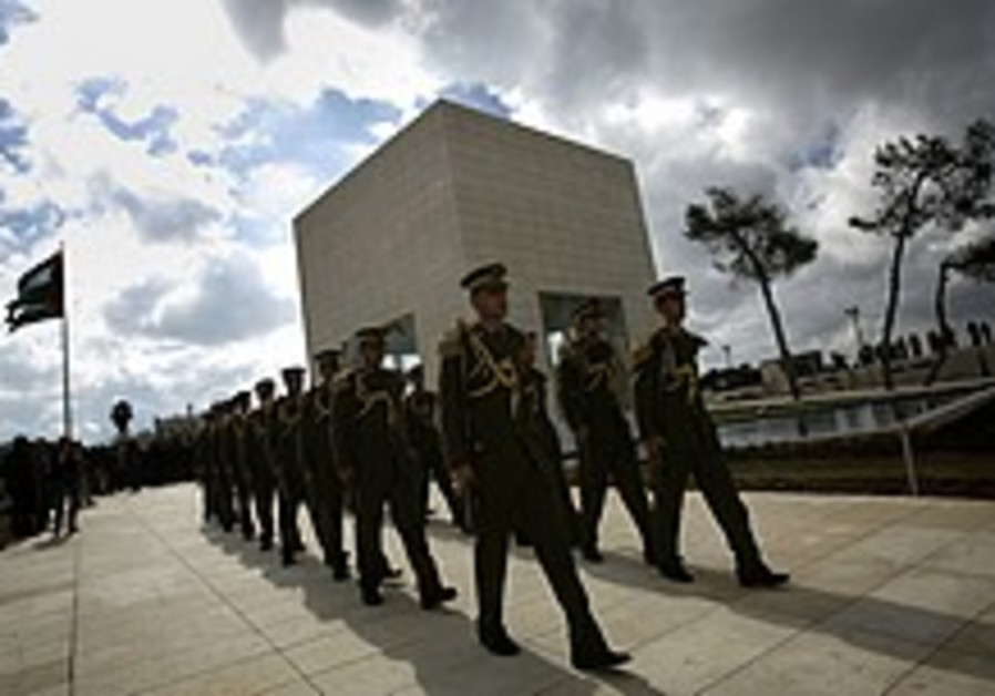 Arafat mausoleum unveiled in Ramallah