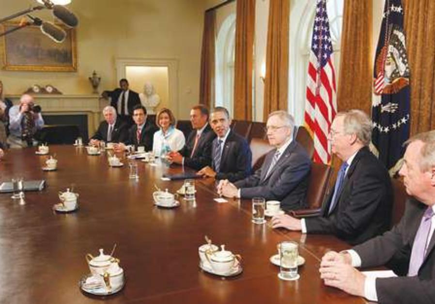 US lawmakers during this week's debt debate.