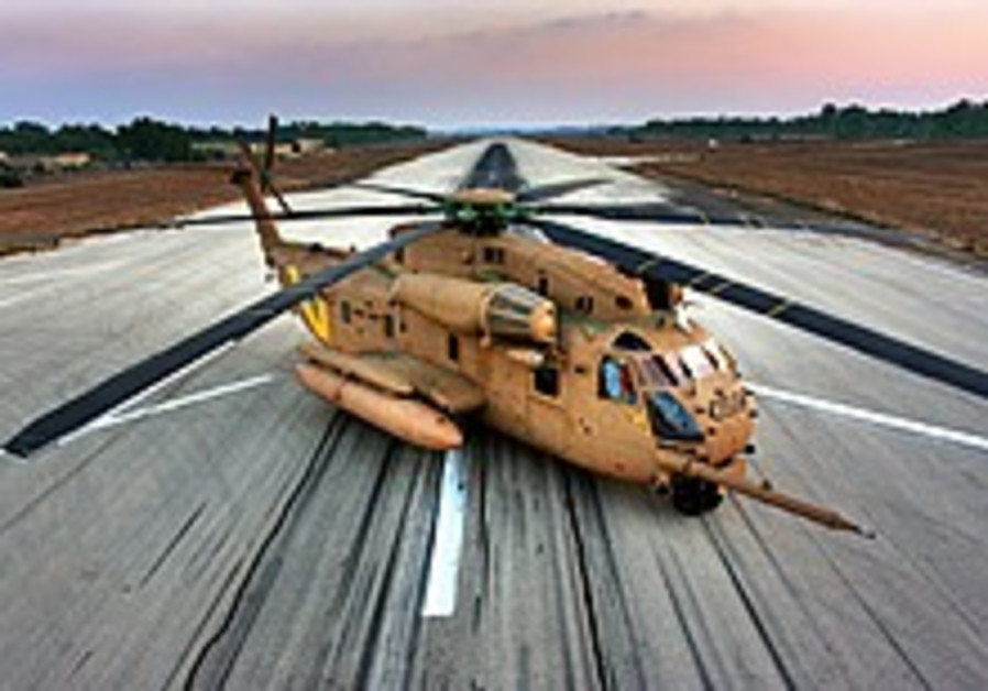 IAF to test fly newly upgraded 'Yasour' transport helicopter