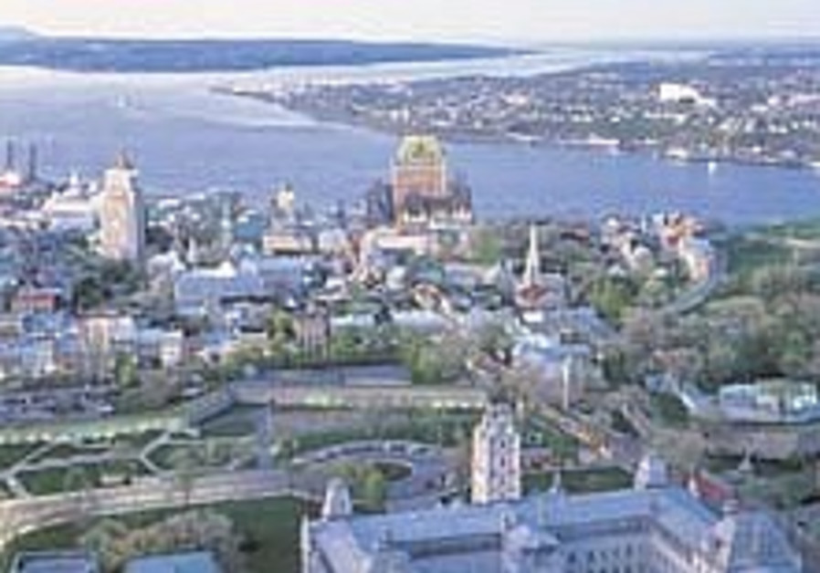 Quebec City gears up for a long 400th birthday bash