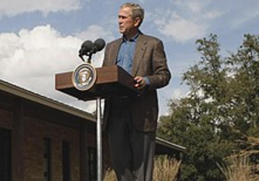 Editorial: Bush's clarity