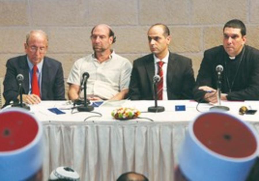 Interfaith dinner panel