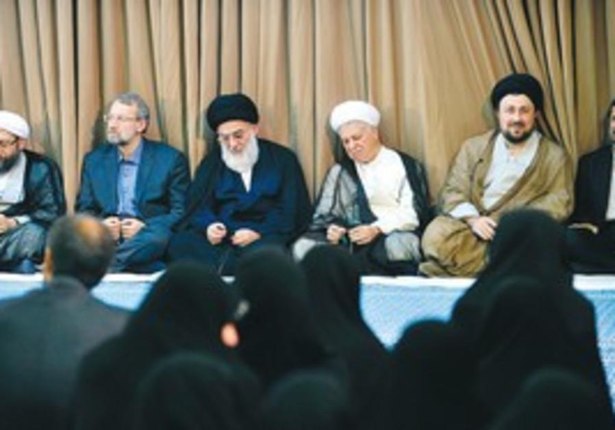 Iranian politicians