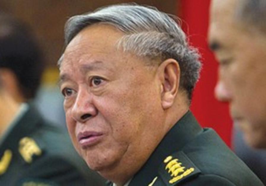 China's Gen. Chen Bingde