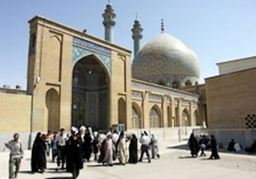 Dozens injured in clash between Sufi mystics, Iran paramilitary