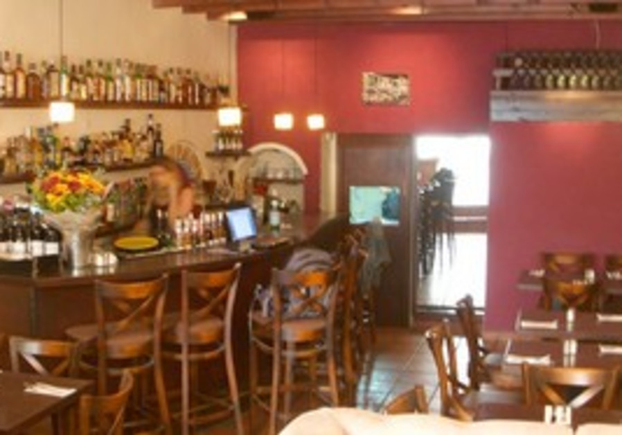 Alma restaurant Jerusalem