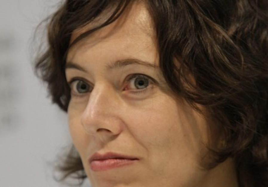 Jewish novelist Eva Menasse.