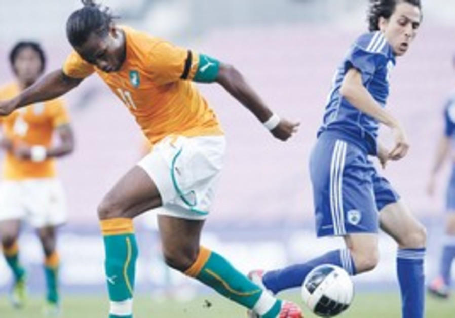 Israel vs Ivory Coast