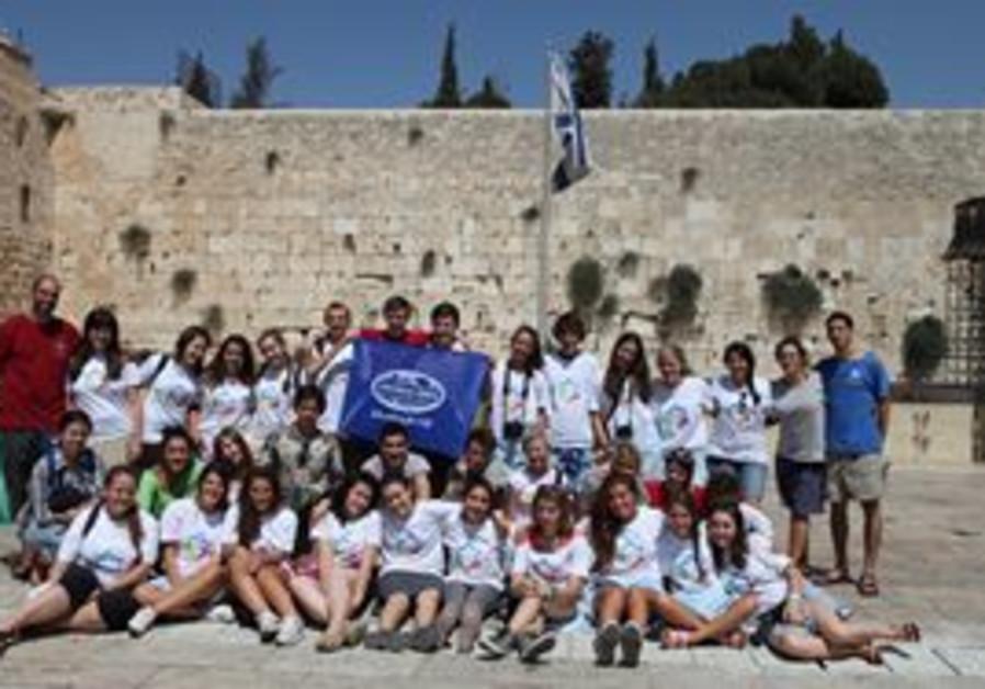 World ORT Jewish leadership program