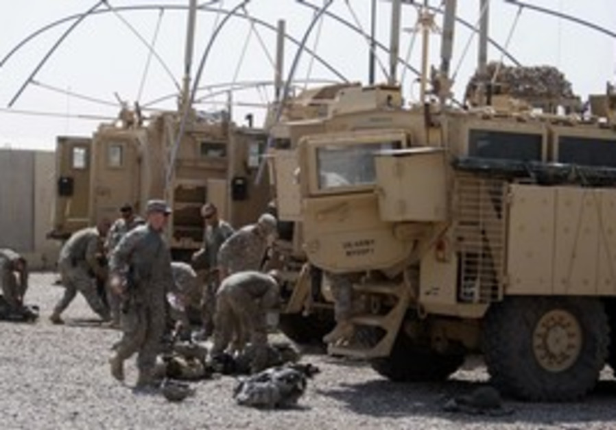US troops preparing to leave Iraq